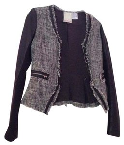 Rebecca Taylor Black and white tweed Jacket