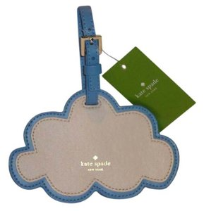 Kate Spade Kate Spade Get Carried Away Cloud Luggage Tag