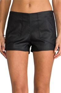 3X1 Mini Size 29 Free Shipping Moto Shorts Black