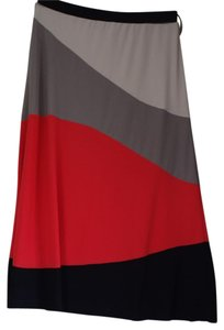 Lauren Vidal Skirt multi color