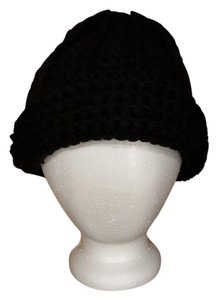 Other Knitted black hat