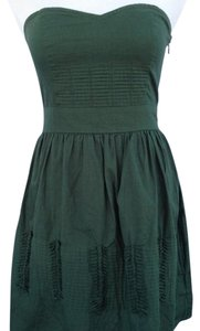 Urban Outfitters short dress Teal Green on Tradesy