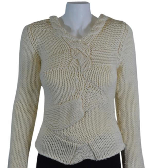 Preload https://item2.tradesy.com/images/ivory-full-circle-wool-blend-sweatertop-in-sh-sweaterpullover-size-2-xs-1626566-0-0.jpg?width=400&height=650