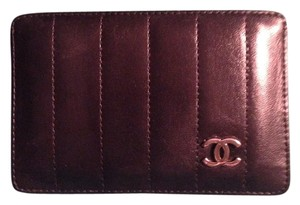 Chanel Chanel Card Case. Lambskin. Excellent Cond. Free Ship!