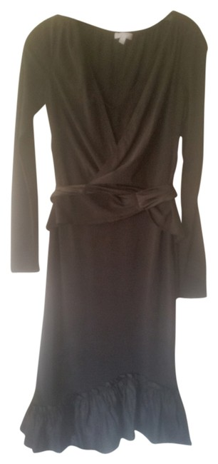 Preload https://item1.tradesy.com/images/vera-wang-lavender-label-black-from-neiman-marcus-knee-length-cocktail-dress-size-0-xs-1626685-0-0.jpg?width=400&height=650