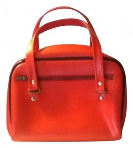 Westport Exclusive Vintage Lunchbox Tote in Red