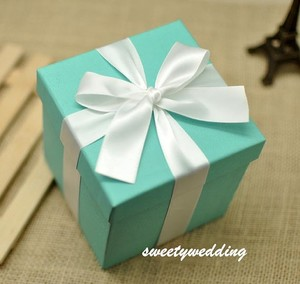 Misc Tiffany Boxes