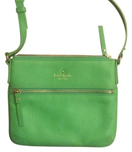 Kate Spade Lime Green Clutch