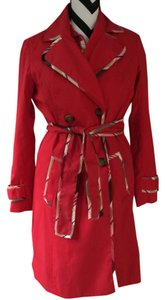 Bandalino Red Plaid Burberry Style Set