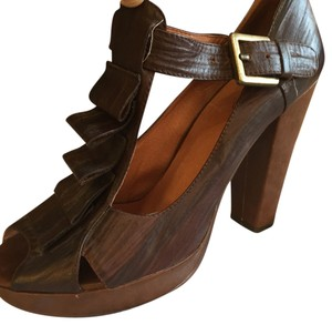 ALDO Brown Pumps