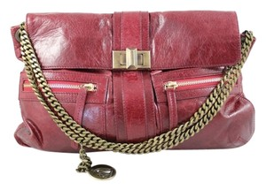 Lanvin Leather Purse Shoulder Bag