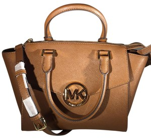 MICHAEL Michael Kors Satchel in brown