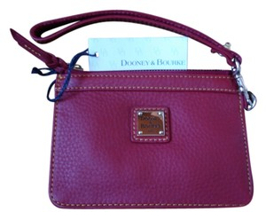 Dooney & Bourke Wristlet in Red