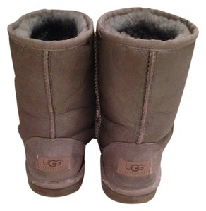 UGG Australia Uggs Uggs Silver Boots