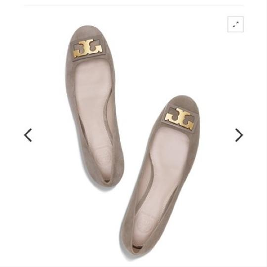 Tory Burch French Gray Pumps Image 1