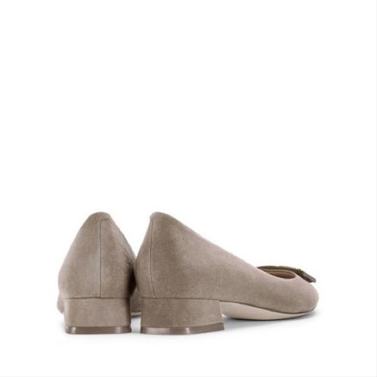 Tory Burch French Gray Pumps Image 2