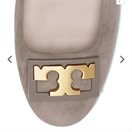Tory Burch French Gray Pumps Image 3