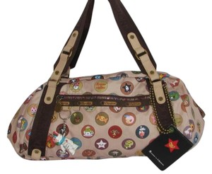 LeSportsac Tokidoki Fun Print Rare Shoulder Bag