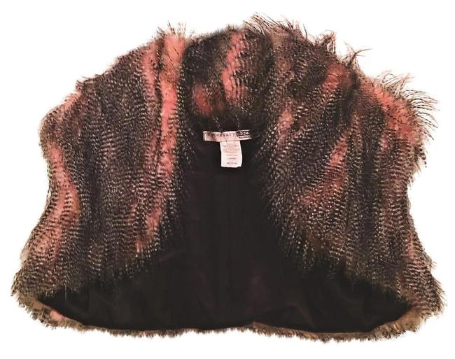 Preload https://item4.tradesy.com/images/necessary-objects-multicolor-fur-coat-size-10-m-1627948-0-1.jpg?width=400&height=650