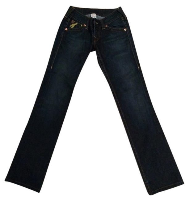 Preload https://item1.tradesy.com/images/true-religion-blue-dark-rinse-limited-edition-boot-cut-jeans-size-26-2-xs-1627985-0-0.jpg?width=400&height=650