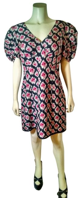 Juicy Couture Silk Size 12 P1079 Dress