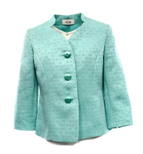 Le Suit 100-polyester New With Defects 3040-0199 Blazer