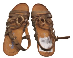 Timberland Brown Sandals