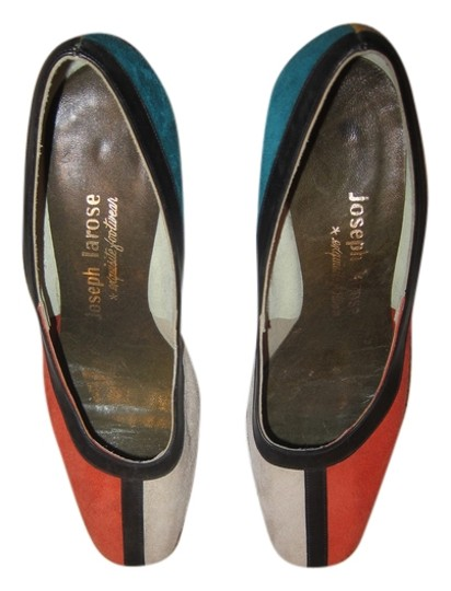 Joseph Larose Multi-Color Pumps