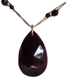 Other Black Beads Necklace