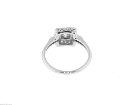 Other 0.76ctw EGL Brilliant Cut Diamond Engagement Wedding Ring E-F color SI Image 3