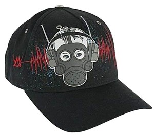 Metalidz Black Hat by Metalidz Gas Mask Baby - New with Tags
