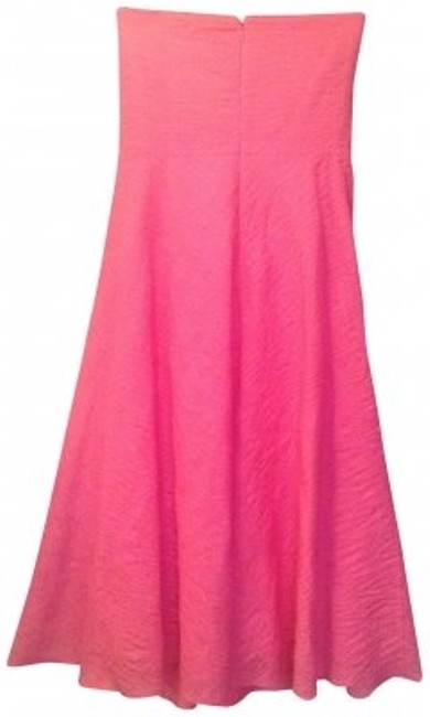 Preload https://item1.tradesy.com/images/jcrew-strapless-a-line-pink-by-knee-length-short-casual-dress-size-6-s-162840-0-0.jpg?width=400&height=650