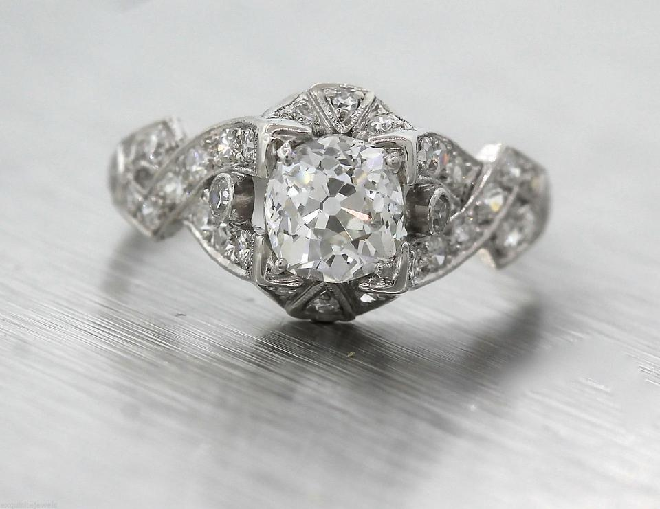 afbe diamond of octagonal cut engagement eccentric yourtango best rings