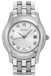 Gucci Silver Gucci Womens Watch