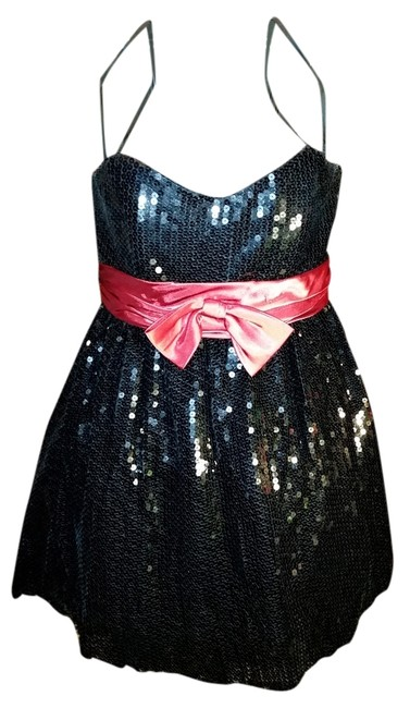 Preload https://item2.tradesy.com/images/bari-jay-black-and-red-above-knee-cocktail-dress-size-10-m-1628641-0-0.jpg?width=400&height=650