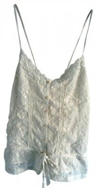 Hollister Top white/ivory