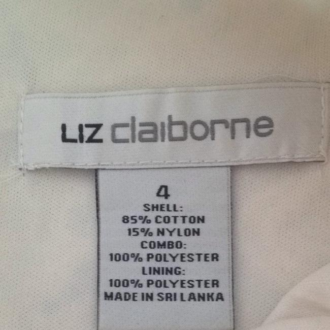 Liz Claiborne short dress Cream on Tradesy