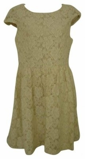 Preload https://item4.tradesy.com/images/kensie-ivory-lace-short-sleeved-medium-above-knee-cocktail-dress-size-8-m-16288-0-0.jpg?width=400&height=650