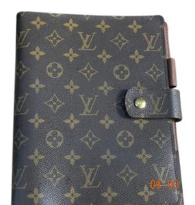Louis Vuitton Louis Vuitton Monogram Agenda GM Planner
