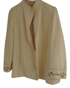 Saks Fifth Avenue Vintage Pea Coat