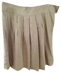 Banana Republic Skirt brown/gold