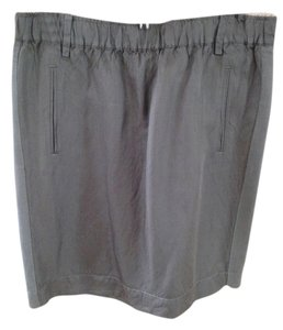 Banana Republic Mini Skirt Grey