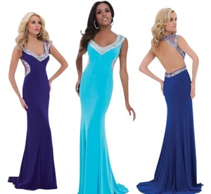 Tony Bowls New Prom 114721 Size 6 Dress