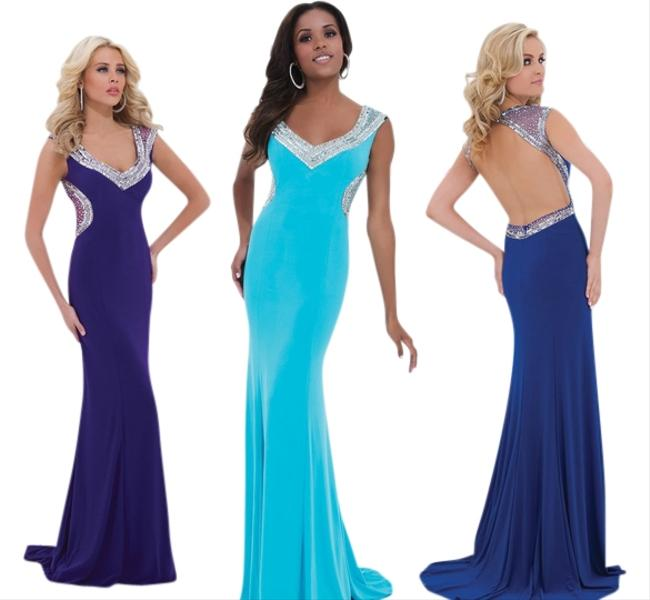 Tony Bowls New Prom 114721 Size 4 Dress