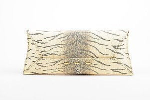VBH Limited Edition Cream Clutch