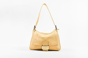Fendi Pale Tan Shoulder Bag