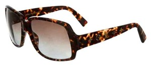 Louis Vuitton Brown tortoiseshell Louis Vuitton Obsession Carre sunglasses