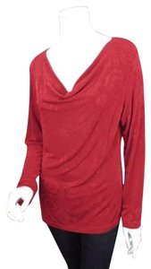 Chico's Chicos Travelers Slinky Top Red