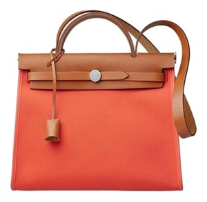 Hermès Tote in Orange