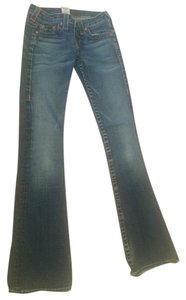 True Religion Boot Cut Jeans-Dark Rinse